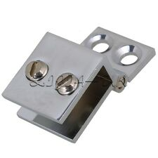 90C Open Clamp Hinge DIY Repair for Shower Bathroom Furniture Cupboard Door