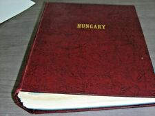 HUNGARY, Nice WWI Occupation, Excellent Stamp Collection mostly hinged in a Mink