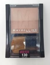 Maybelline New York Expert Wear Blush 130 Rose Flush 0.16 oz. 4.5g New Sealed