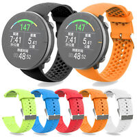 Silikon Uhrenarmband Armband Uhr Strap Bracelet für Polar Vantage M Smart Watch