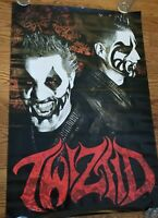 Twiztid - Red Eyes Poster insane clown posse psychopathic rydas records amb mne