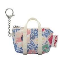 CATH KIDSTON WINFIELD FLOWERS OVERNIGHT MINI BAG KEYRING/BAG CHARM-NEW+GIFT BAG