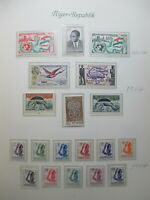 Niger MNH Stamps Lot