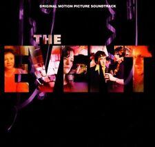 The Event (Soundtrack) (NEW  CD) Antony & The Johnsons Chet Baker Randy Coleman