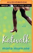 Katwalk by Maria Murnane (2014, MP3 CD, Unabridged)