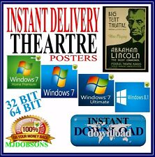 Theatre & Circus Posters IMMEDIATE DOWNLOAD