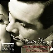 The Student Prince & The Great Caruso, Mario Lanza CD | 5050457071226 | New