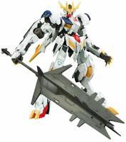 BANDAI Full Mechanics Gundam Barbatos Lupus Rex 1/100 Kit Iron-Blooded Orphans