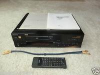 Sony CDP-X559ES High-End CD-Player, Swoboda Mod 1, inkl. FB&BDA, 2J. Garantie