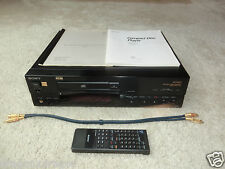 Sony CDP-X559ES High-End CD-Player, Swoboda Mod 1, inkl. FB&BDA, 2J. Garantie