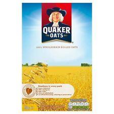 Quaker - Flocons d'avoine - 1 boîte de 500 g