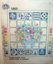 "Needlepoint Gorgeous DMC Kit ""Blue Delft"" #5805"