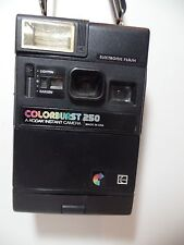 Vintage COLORBURST 250 Kodac Instant Camera