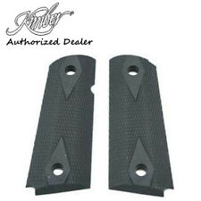 Kimber Rubber Grips 1911 Full Size & Pro Carry & Custom Models  1000038A