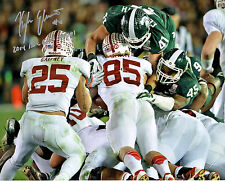 Kyler Elsworth REPRINTED Michigan State Spartans auto signed 8x10 ROSE BOWL MVP