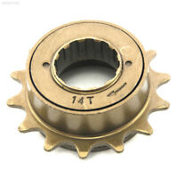 Bicycle Freewheel Free Wheel Reusable Sturdy Convenient Brown Riding Cyclist