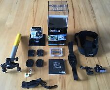 GoPro Hero 2 mit viel Ausstattung