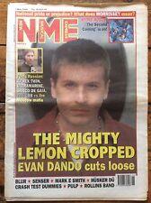 NME 7/5/94 Evan Dando cover, Morrissey, Fun-Da-Mental, Mark E Smith