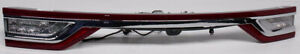 Export ~ OEM Lincoln Continental Center LED Tail Lamp - Chrome Scratches
