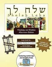NEW Bar/Bat Mitzvah Survival Guides: Shelah Leha (Weekdays & Shabbat pm)