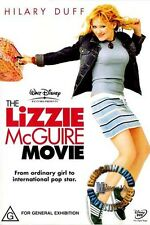 The LIZZIE McGUIRE MOVIE : NEW DVD