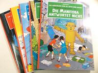 Herge - Die Abenteuer von Jo, Jette und Jocko 1 2 3 4 5 von 5 komplett NEUWARE