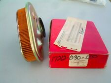 17212-030-000 NOS Honda Air filter 1963-69 CA200 Touring 90 in original red box