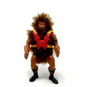 Mattel Masters of the Universe Grizzlor Hairy Beast of Evil Horde Figure 1984