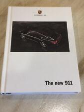 Porsche 911 brochure Carrera S Carrera 4 Cabriolet Hardback  2008 182 pages