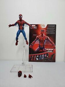 "Marvel Legends Vulture BAF Series 6"" SPIDER-MAN HOMECOMING TECH SUIT Figure MCU"