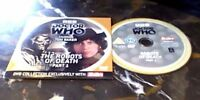 DOCTOR WHO THE ROBOTS OF DEATH PROMO ONLY LTD DVD 2006 Tom Baker Louise Jameson