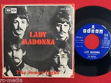 "THE BEATLES - Lady Madonna - Rare Spanish 7"" in Picture Sleeve (Vinyl Record)"