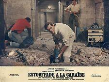 FREDERICK STAFFORD SERGE GAINSBOURG ESTOUFFADE A LA CARAÏBE 1967 PHOTO ORIGINAL