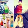 New Clear My Bottle Sport Fruit Juice Water Cup Portable 500ML Travel Bottle SU