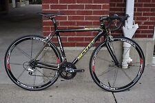 2007 Scott Addict R1 Carbon Fiber Dura Ace Road Bike 52cm