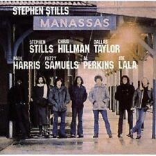 STEPHEN STILLS-MANASSAS-REMASTERED CD POP 21 TRACKS NEU