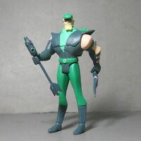 Justice League Unlimite DC Comics Universe Green Arrow Action Figure JLU