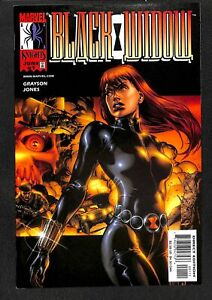 Black Widow #1 VF/NM 9.0  Natasha Romanoff  vs. Yelena Belova!
