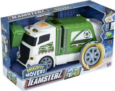NEW Teamsterz Mighty Moverz Toy Garbage Truck - Lights and Sound