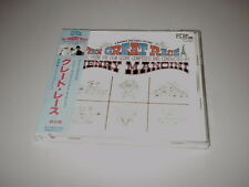 HENRY MANCINI -  THE GREAT RACE - RARE OST JAPAN CD1991  W/OBI - OUT OF PRINT -