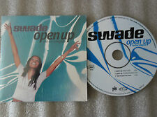 CD-SWADE-OPEN UP-VERSION INTEGRALE-DON'T LOVE ME NOW-TRIBU-(CD SINGLE)99-3TRACK
