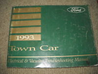 2008 Ford Edge And Lincoln Mkx Electrical Wiring Diagrams Original Manual Ebay