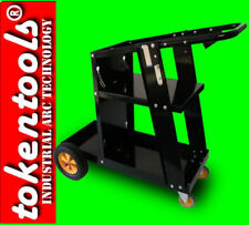 Tokentools Welding Cart / Trolley for MIG TIG Arc Welder or Plasma Cutter