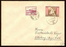 JERSEY, CHANNEL ISLAND, German Occup. 1941-1944 - Cover -  3 Penny