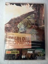 DIARI DAL BIOPARCO Panini Magazines Fox Channels Italy DVD Film