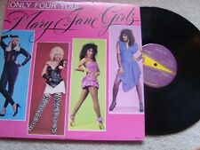 Mary Jane Girls ~ Only For You ~ Motown / Gordy ~ 1985 ~