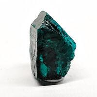 1.90g Dioptase Crystal, Kunene (Kaokoveld), Namibia, Natural Dioptase, Heart