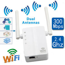 Wireless 300Mbps 802.11 AP Wifi Repeater Range Extender Router Booster US Plug