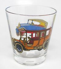 Packard 1908 / Chrysler 1924 Juice Water Drinking Car Glass(es) 6 oz. France