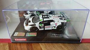 Carrera Evolution 27623 Lamborghini Huracan Magnus Racing No14 1/32 Slot Car NEW